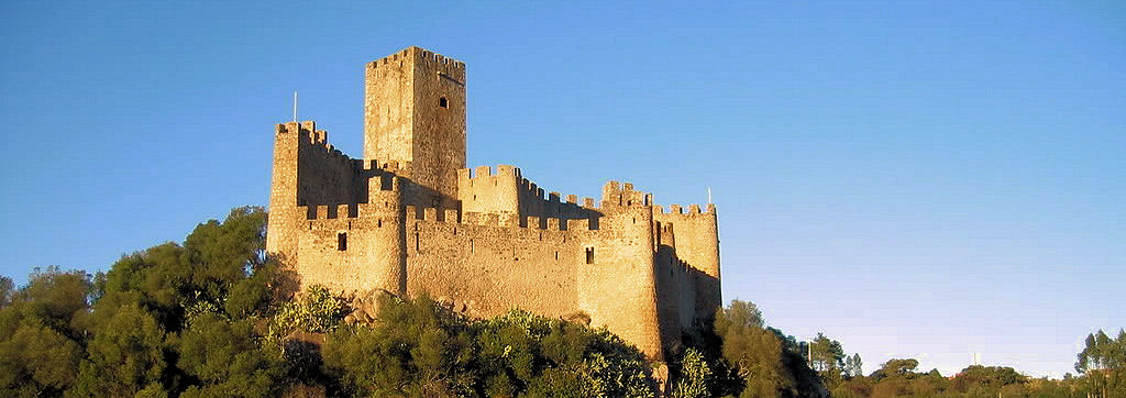 The castle at Almourol