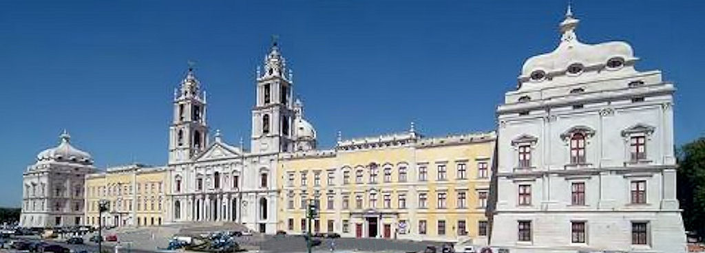 The Palace of Mafra